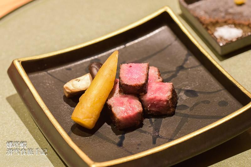 台北|樂軒和牛割烹,究極和牛會席料理!