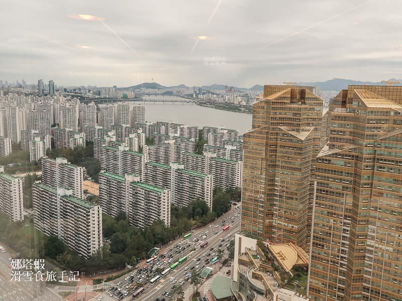 韓國跟團心得--雄獅旅遊韓國團Day1-2:首爾樂天世界、首爾塔、打火秀、人參雞湯