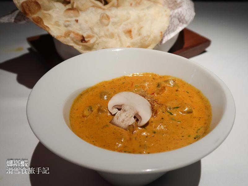 台北微風南山|Saffron 46 時尚美味的印度料理