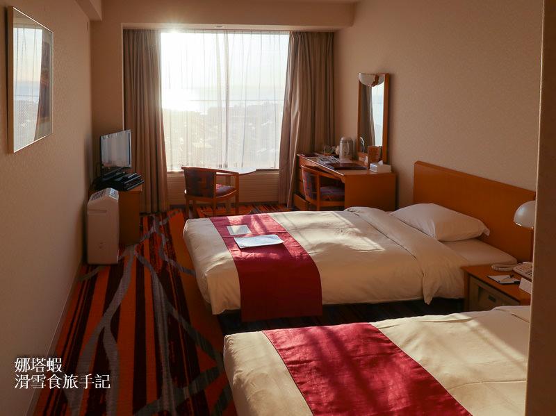 北海道|釧路王子大飯店,房間就能欣賞世界三大夕陽美景