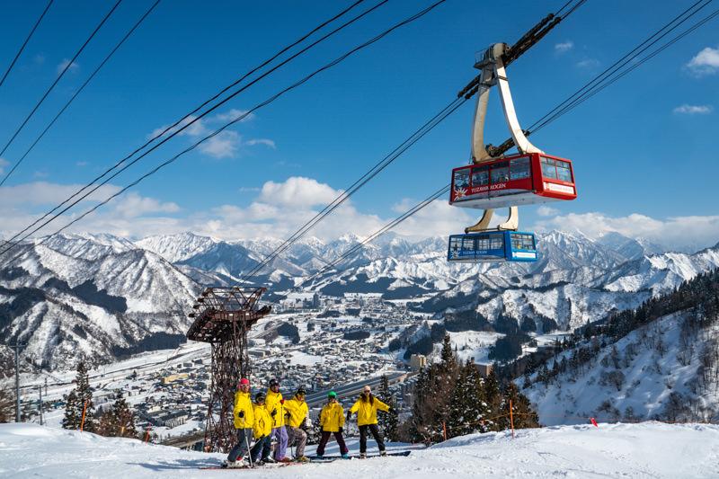 越後湯澤滑雪攻略|滑雪場、交通、住宿、美食詳細介紹