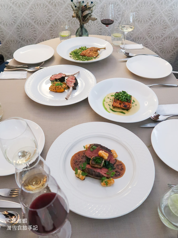 Chou Chou|台北米其林餐盤推薦|喧鬧東區的優雅法式小酒館
