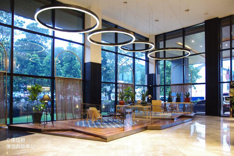 怡保住宿推薦︱優雅復古的四星酒店WEIL Hotel、頂樓無邊際泳池