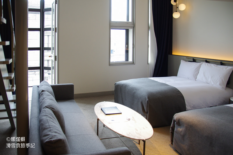 小樽住宿︱Unwind Hotel 住進小樽最優雅的年代