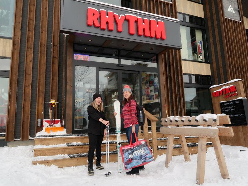 二世谷租雪具看這裡︱激推Rhythm Niseko 五大便利服務