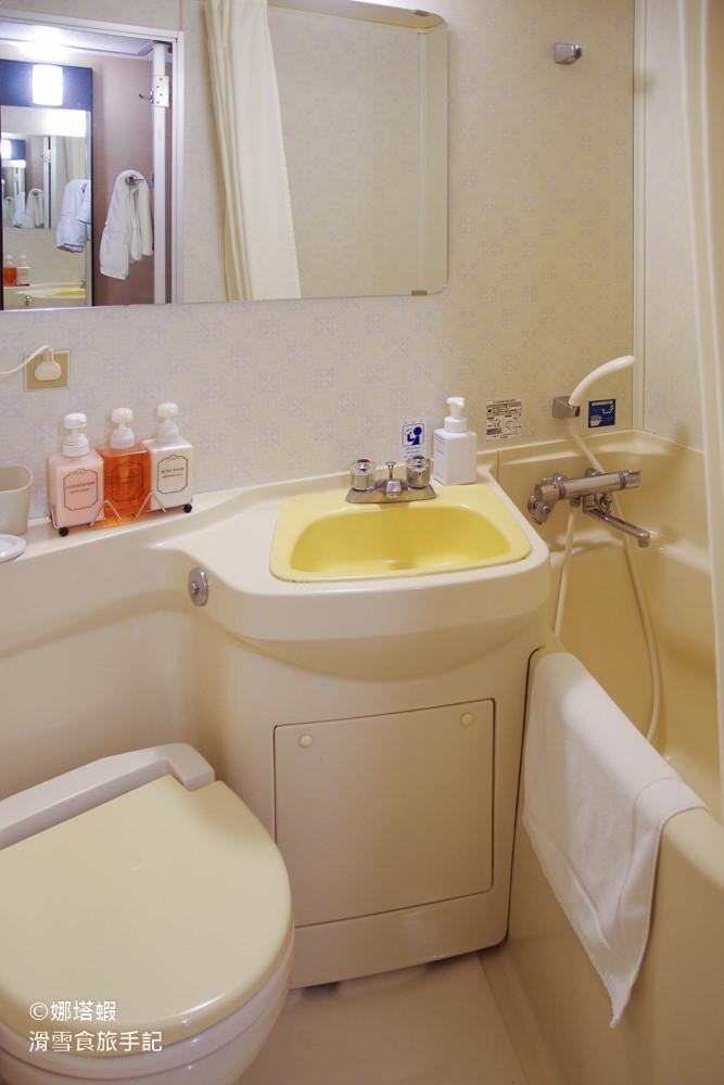 釧路住宿︱釧路皇冠山飯店,車站對面、提供茶泡飯消夜和免費洗衣機