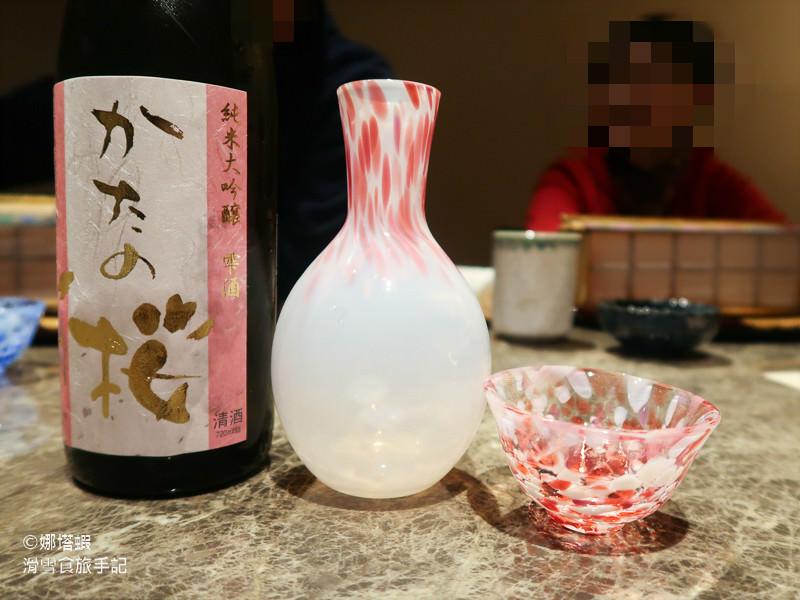 台北|二訪樂軒和牛割烹,春季櫻花和牛饗宴