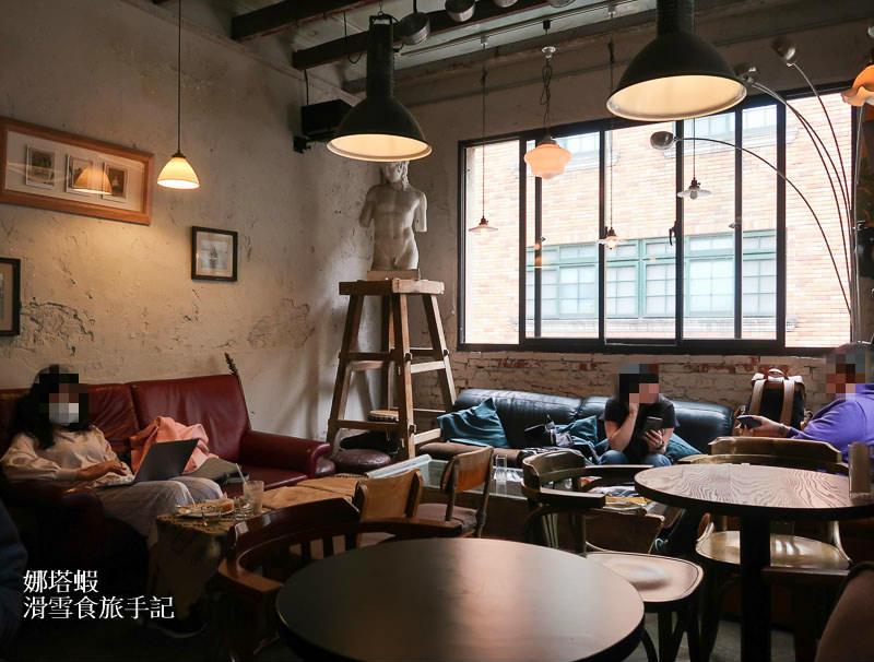 信義安和|congrats cafe老屋改建、推薦給喜歡安靜咖啡廳的你