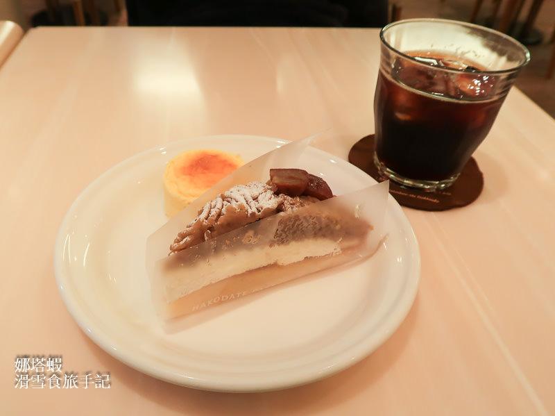 函館美食|Pastry Snaffle's 美味乳酪蛋糕、超值下午茶套餐