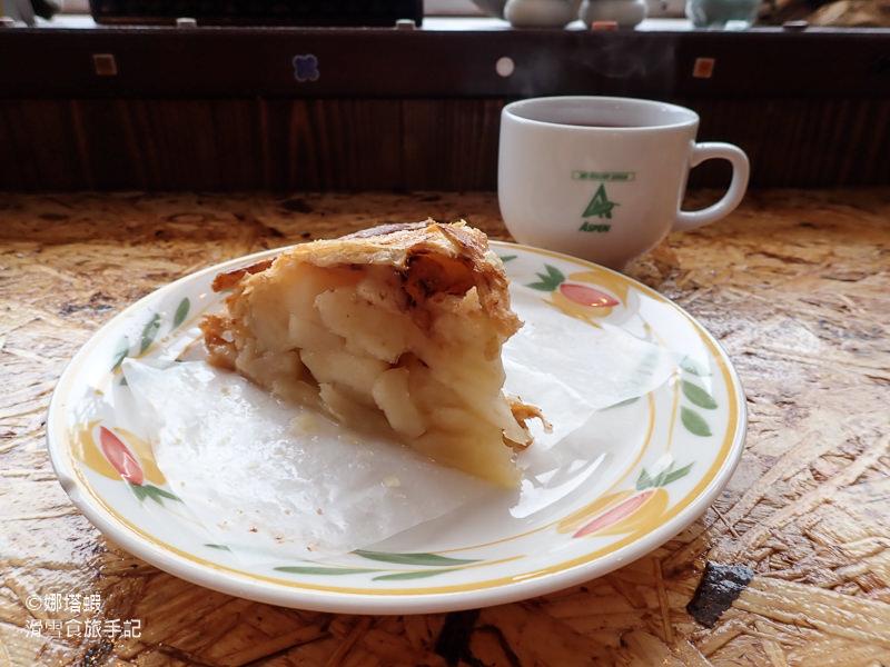 傳說中的志賀高原美食:超好吃的蘋果派就在....