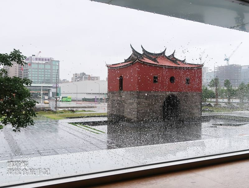 台北︱MKCR山小孩咖啡︱白色小屋品咖啡、賞北門舊城門古蹟