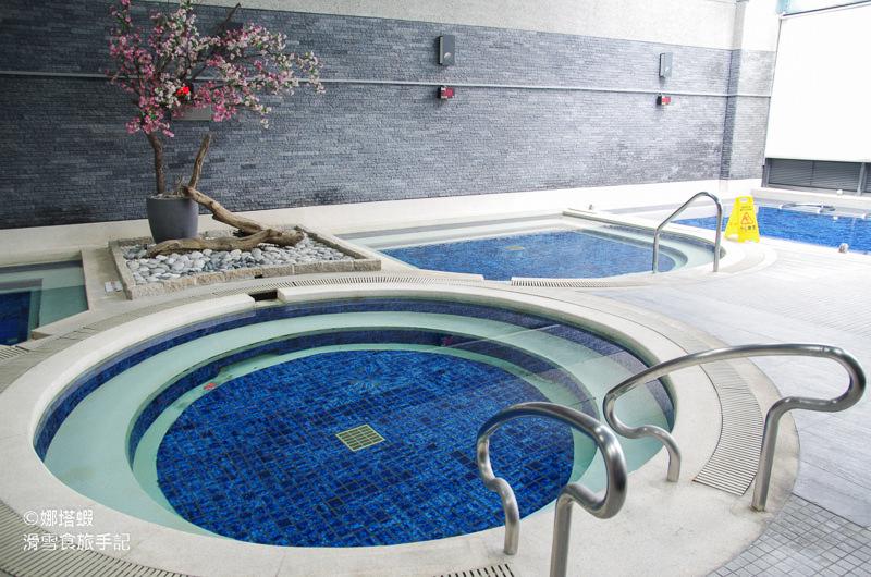 台中日光溫泉會館︱湯屋&SPA大眾池,悠閒泡湯戲水的親子假期