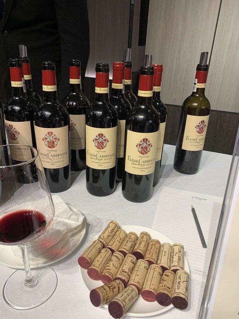甜美又浪漫的波爾多-聖愛美濃級數酒莊葡萄酒品酒會