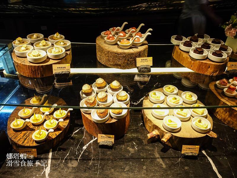 「天下第一廳」台北晶華酒店栢麗廳Buffet吃到飽,5大必吃亮點