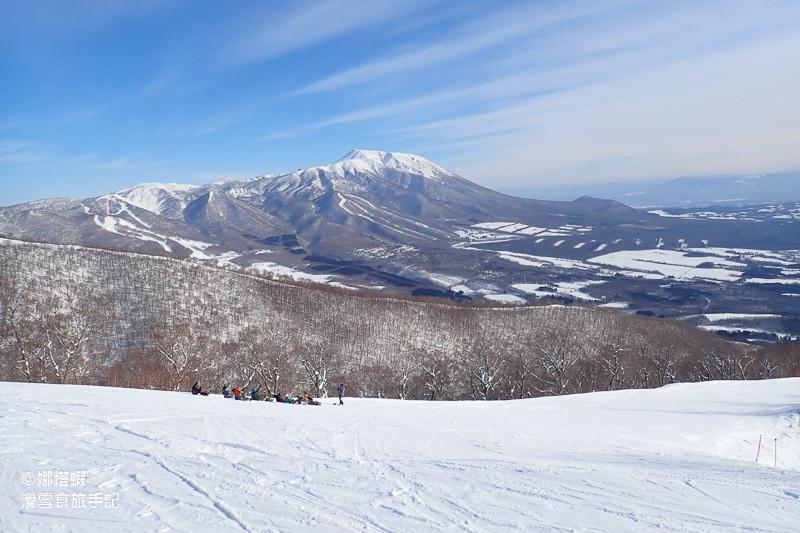 日本東北雫石滑雪場,漫步在雲端的粉雪天堂