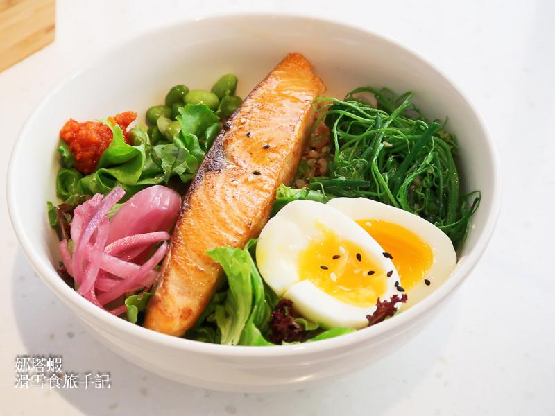 信義區早午餐︱Tamed Fox信義店︱健康指數滿點的早午餐
