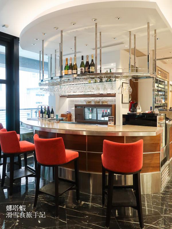 信義區︱愛諾特卡ENOTECA-超過40款單杯酒選擇的葡萄酒吧