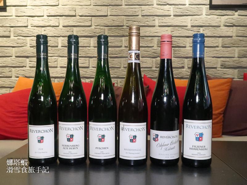 德國麗絲玲週指南:輕鬆喝一杯的台北葡萄酒吧地圖