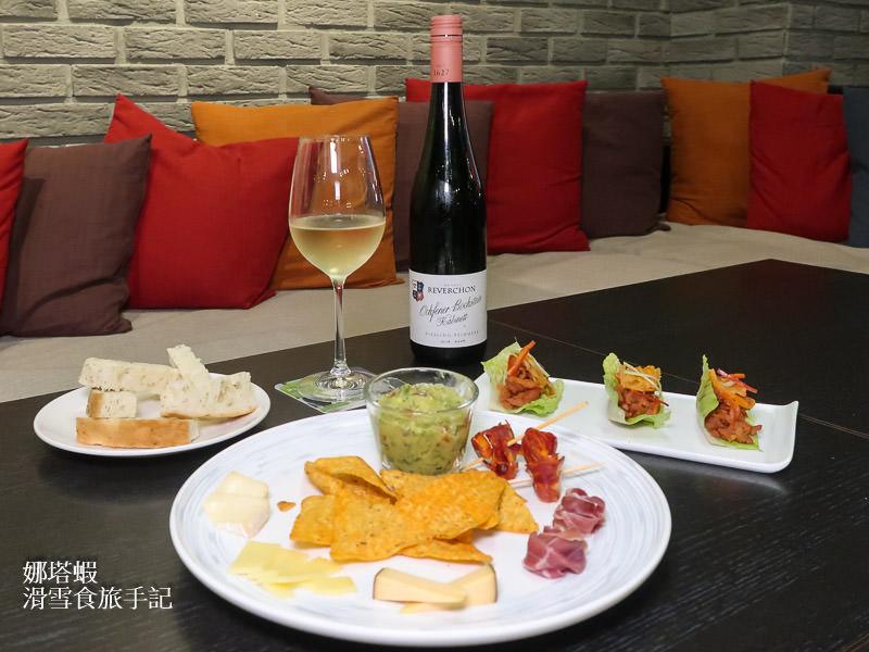 台北東區葡萄酒吧︱彼德酒吧在湛盧