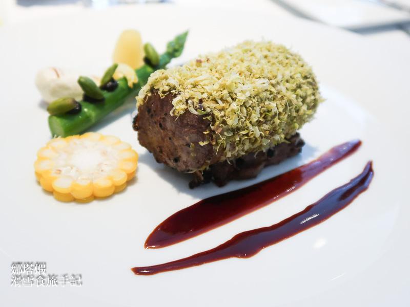 台中米其林餐廳推薦 鹽之華法式料理