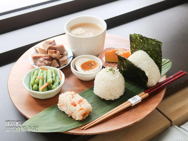 米販咖啡|不一樣的台北早午餐|日式VS中式飯糰,你選哪一道?