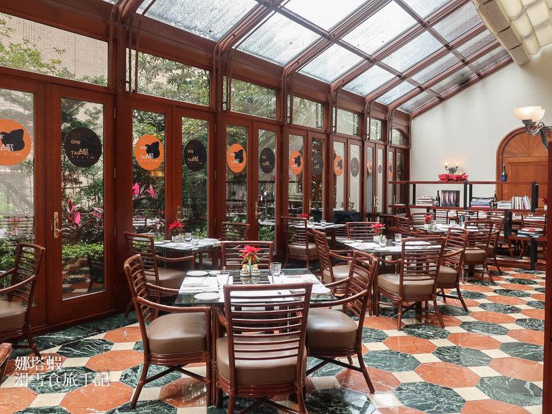 經典雋永的美味-西華飯店TOSCANA義大利餐廳(熟成牛排/龍蝦義大利麵/松露冰淇淋)