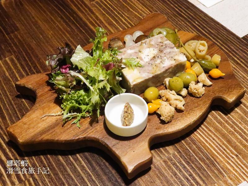 小巨蛋捷運站「花滔廚房」平價美味的義式餐酒館