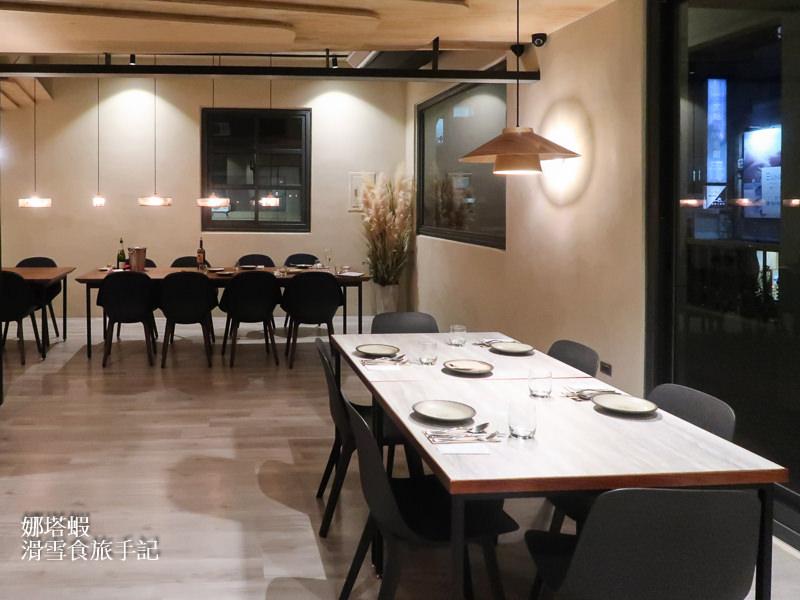 台中餐酒館推薦「禾壤」-義大利麵、燉飯、披薩都讓人驚豔