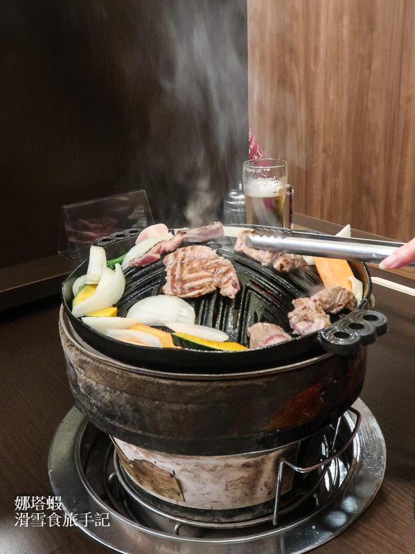 旭川美食推薦,絕對必吃大黑屋成吉思汗烤肉!