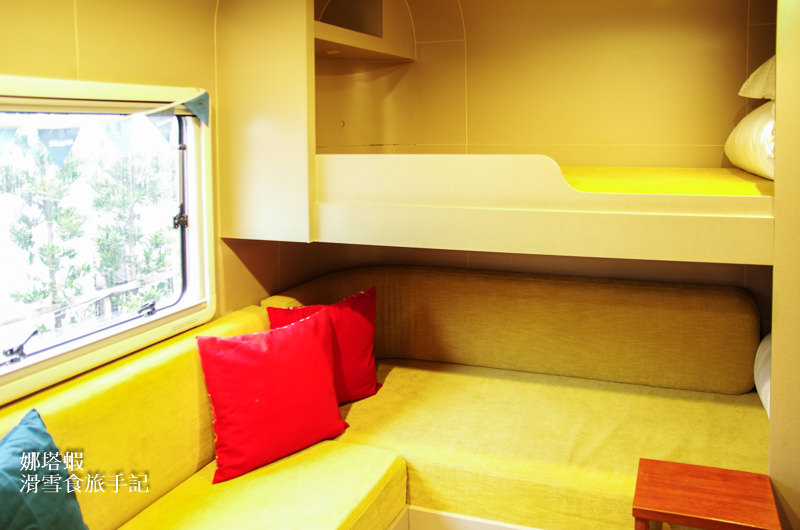 礁溪老爺酒店得天露營車,空手就能出發的豪華露營體驗!