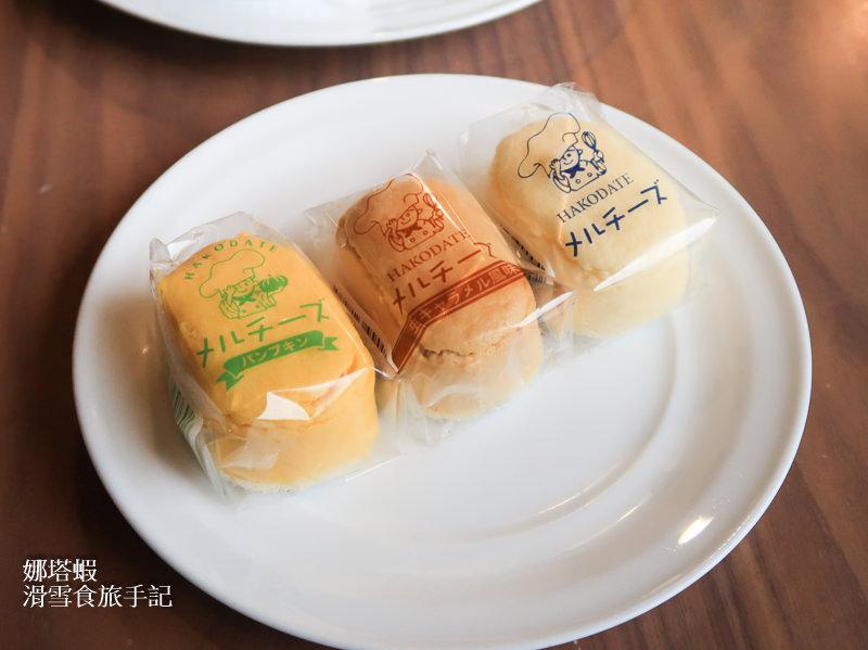 函館美食|甜點控必看! Petite Merveille金賞大獎起司蛋糕、南瓜布丁&霜淇淋