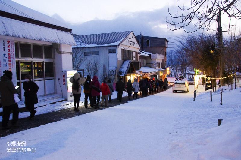 北海道支笏湖冰濤祭 -繽紛夢幻的冰雪祭典